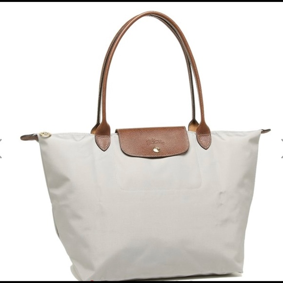 a52898c1b917 Longchamp Handbags - Longchamp Le Pliage Large Putty. New!